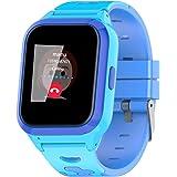 Vowor Kids Smart Watch, 4G WiFi GPS LBS Tracker SOS Emergency Call Video Chat Children Smartwatches, IP67 Waterproof…
