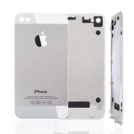45cc336ca5e Carcasa Trasera Original Apple ,Tapa de Bateria, para iPhone 4S Diseño  iPhone 5 Color