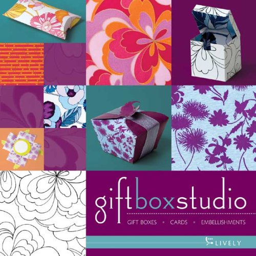 Read Online Gift Box Studio Lively: Gift Boxes  Cards  Embellishments ebook