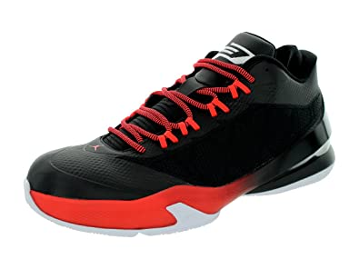 reputable site aa8f5 8b002 Image Unavailable. Image not available for. Color  Nike Jordan Men s Jordan  CP3.VIII Black White Infrared 23 Basketball Shoe 9.5