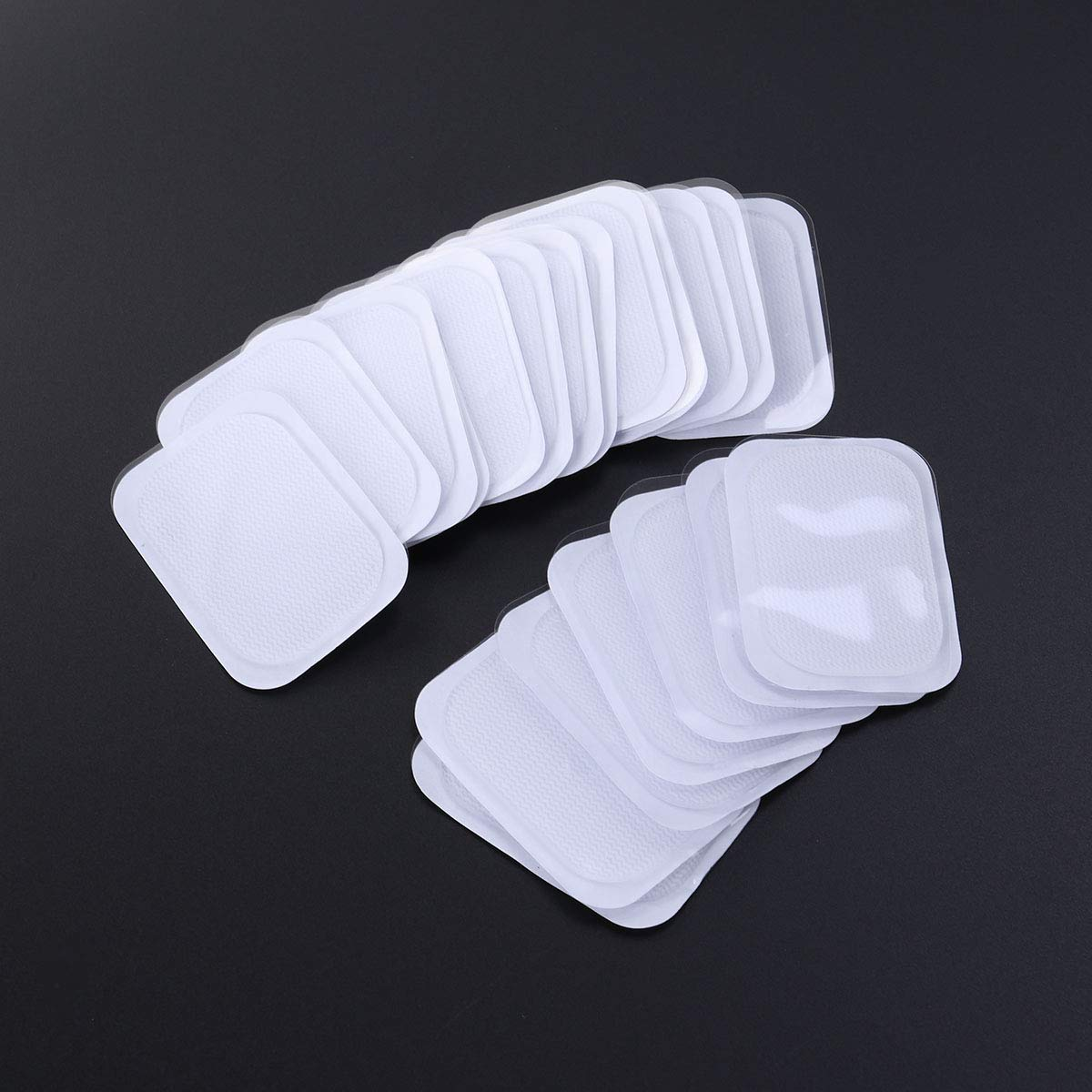 Exercise \u0026 Fitness Exercise \u0026 Fitness SUPVOX 20pcs Abs Trainer Replacement Gel Sheet Pads ...