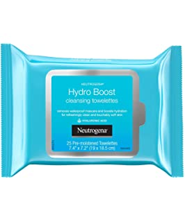 Amazon.com: Neutrogena Toallitas de limpieza facial ...