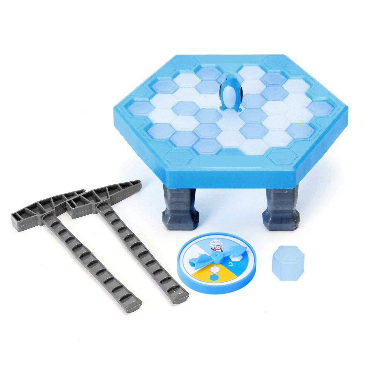 melysUS Beat Penguin Parent-Child Interactive Game Puzzle Assembling Toy Gag Toys & Practical Jokes