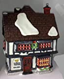 "Heritage Village Collection; Dicken's Village Series: ""Tutbury Printer"" #55690 by Department 56"
