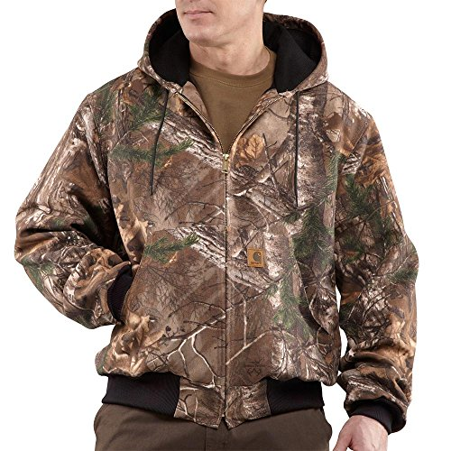 Lined Camo Hunting Jacket - 4