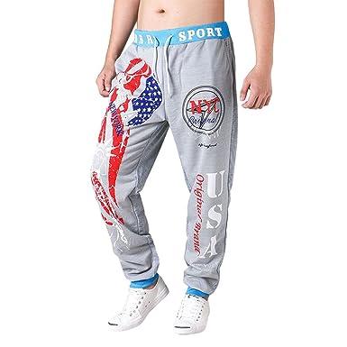 Sylar Pantalones Chandal Hombre Talla Grande, Tendencia De Moda ...