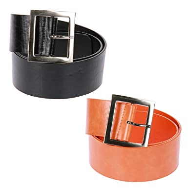19df6533ba68 Kossberg - Ceinture - Femme multicolore Orange Large  Amazon.fr ...