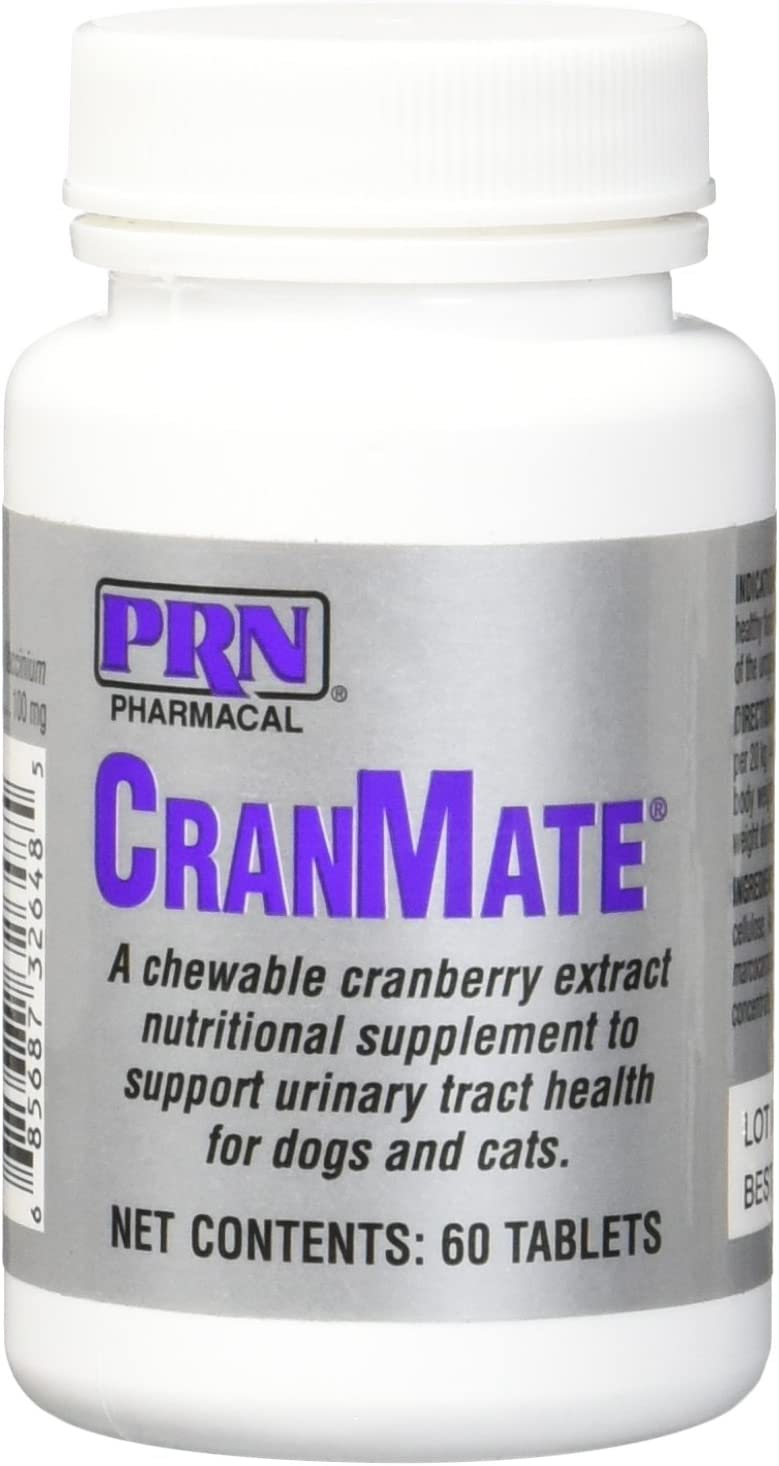 CranMate Chewable Tablets 60 tabs
