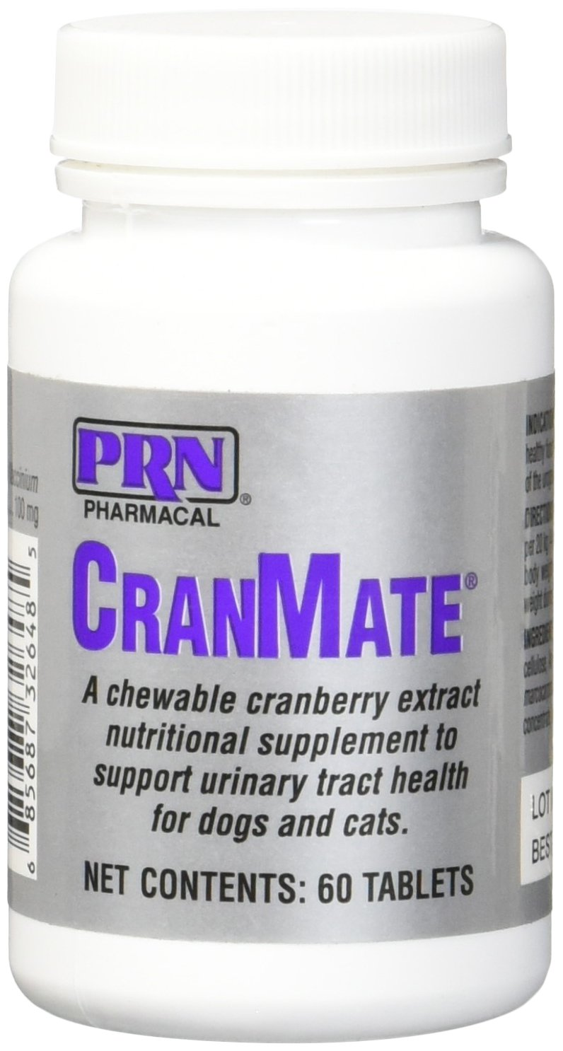 CranMate Chewable Tablets (60 tabs) by PRN Pharmacal Inc