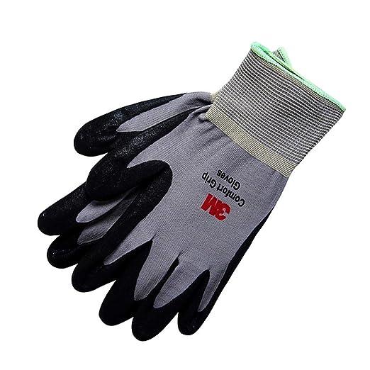 Gloves SHOP Guantes de Trabajo Guantes industriales, Nitrilo Fino ...