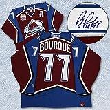 Ray Bourque Colorado Avalanche Autographed 2001 Stanley Cup Retro CCM Jersey