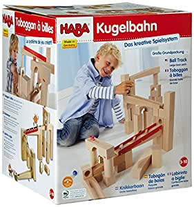 HABA Marble Ball Track Building Set (Large)