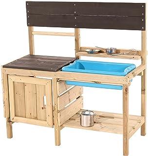TP Muddy Maker Wooden Mud Kitchen