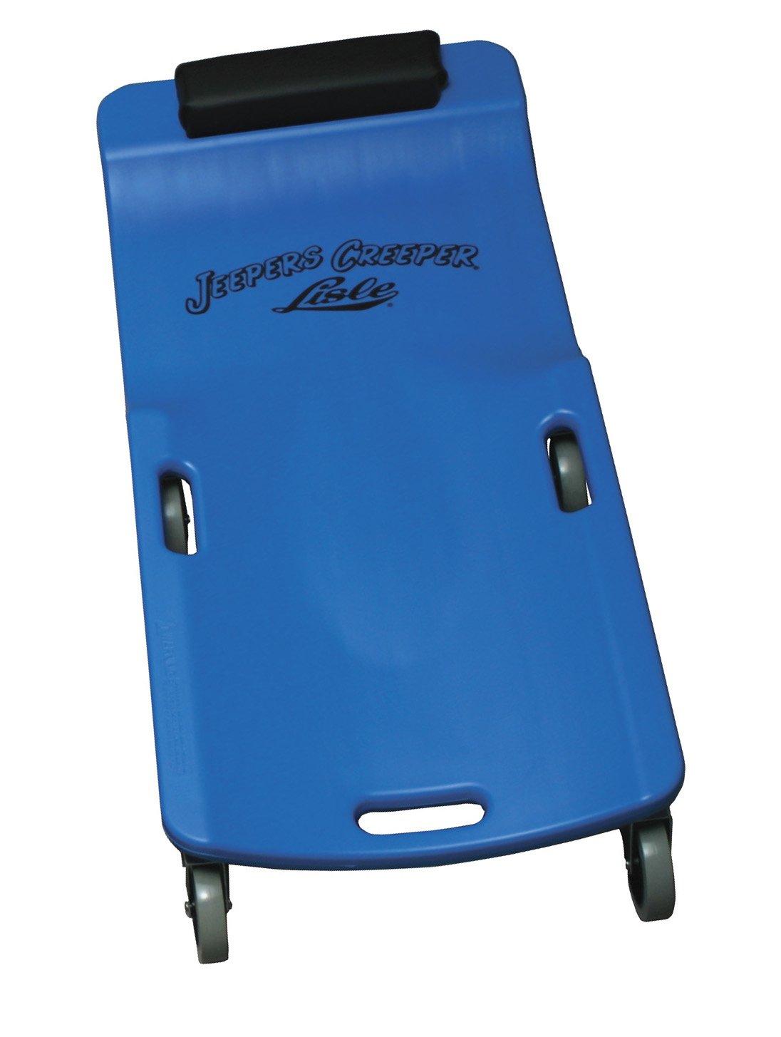 Lisle 94032 Blue Large Wheel Creeper by Lisle