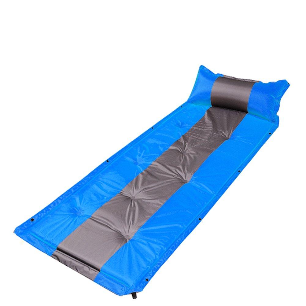 KYWBD Automatische Aufblasbaren Kissen,Splicable Nap Nap Nap Mat Im Freien Aufblasbares Bett B07DYRDZPK Luftmatratzen Macht das Leben d1fdd4