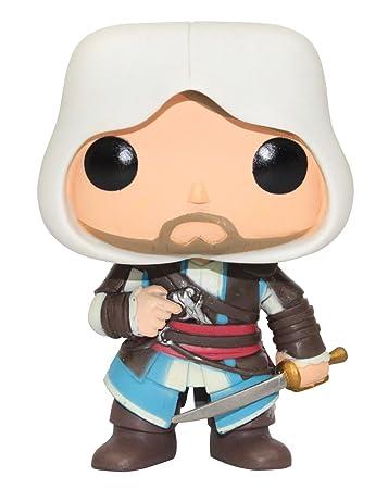 Amazon.com: Funko POP. Assassins Creed 3 Edward vinilo ...