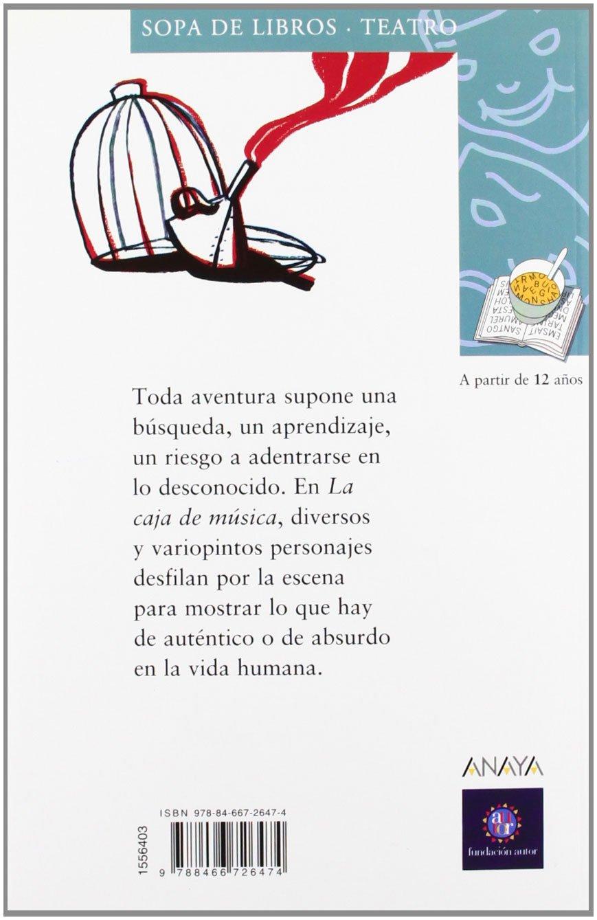 La caja de música LITERATURA INFANTIL 6-11 años - Sopa de Libros ...