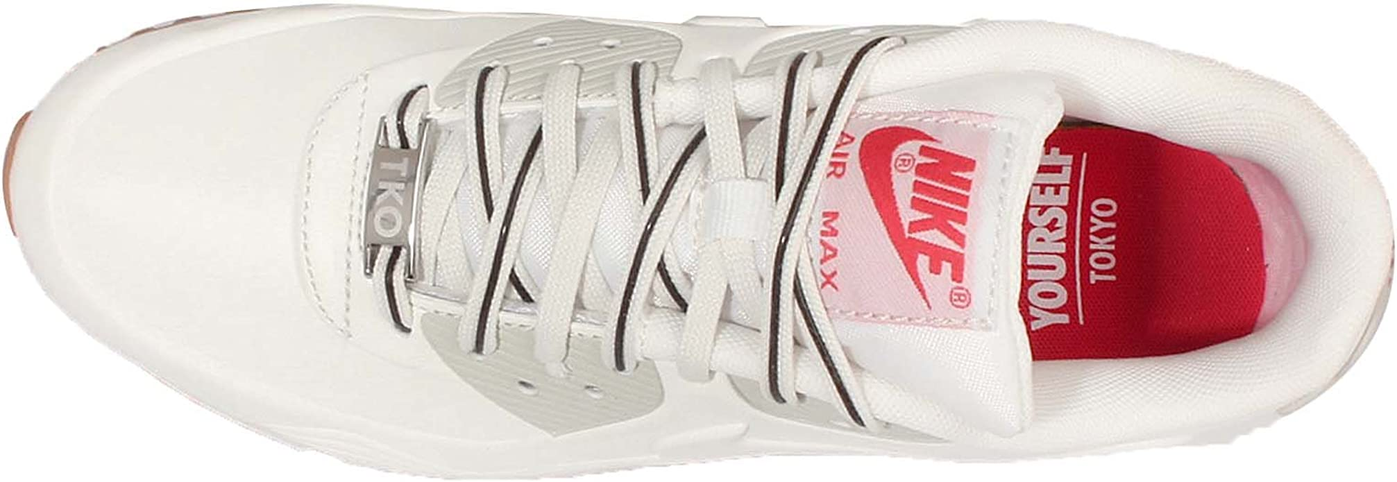 Nike Women's Air Max 90 VT (813153 100) 8: Amazon.it: Scarpe