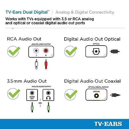 tv ears manual