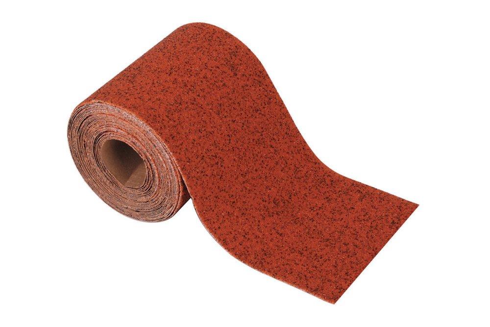 Wolfcraft 3174000 - Rollo papel abrasivo, grano 120, 5 m x 93 para lijadora