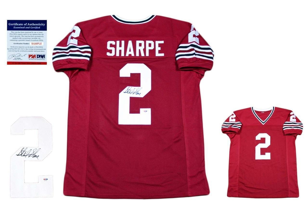 sterling sharpe jersey sale