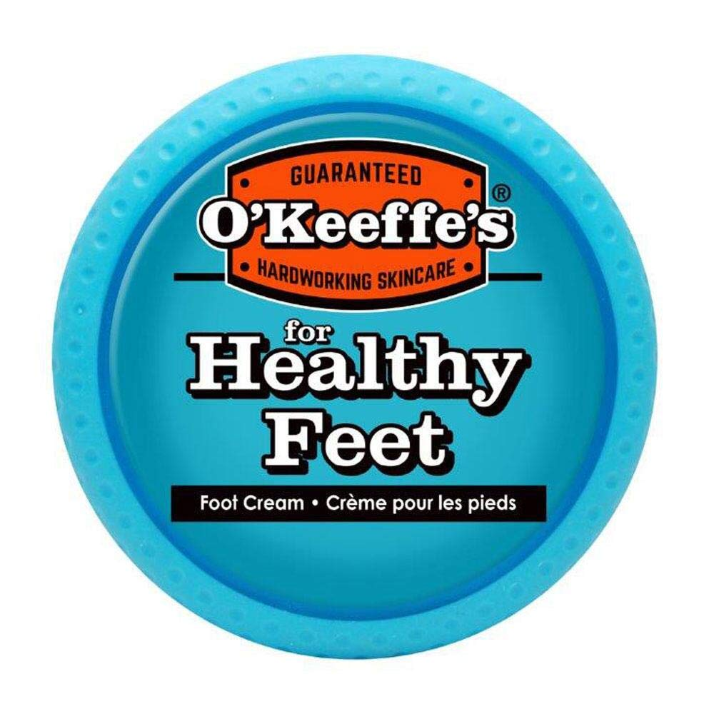 O'Keeffe's Healthy Feet Cream, 3.2-Ounce Jar product image