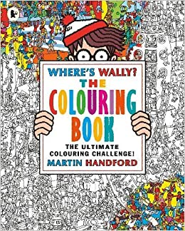 Wheres wally the colouring book martin handford 9781406367300 wheres wally the colouring book martin handford 9781406367300 amazon books altavistaventures Choice Image