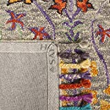 Safavieh Blossom Collection BLM453A Floral Vines