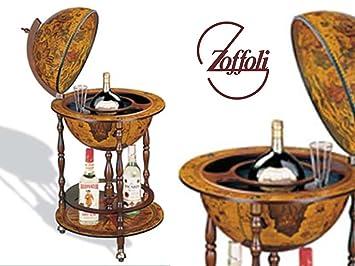 Fabulous Stylish Bar Globe Drinks Cabinet Amazon Co Uk Kitchen Home Home Interior And Landscaping Eliaenasavecom