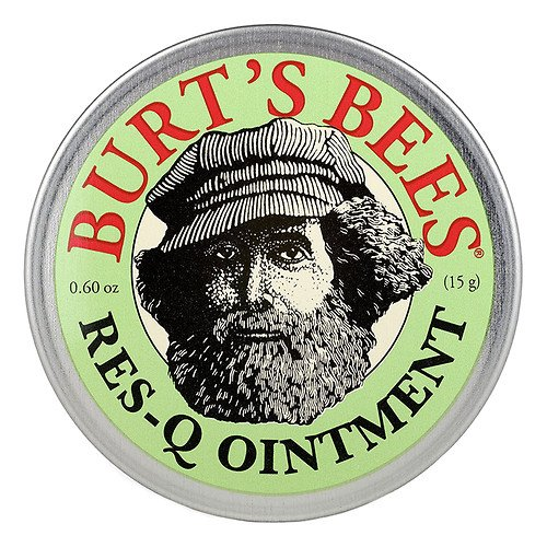 Burt's Bees Res-Q Ointment 0.6 Ounces each (Pack of (Res Q Ointment)