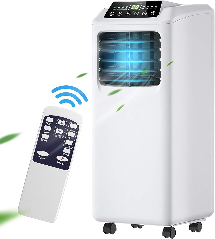 COSTWAY Portable Air Conditioner 8000 BTU