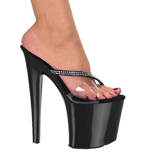20cm high heels