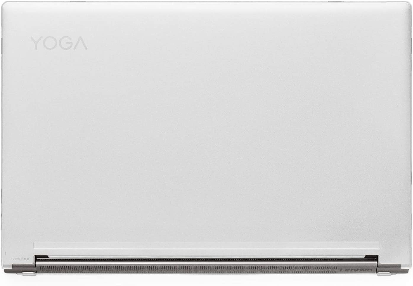 """mCover Hard Shell Case for 2020 15.6"""" Lenovo Yoga C940 (15"""") Series (NOT Fitting Older Yoga 900/910 / 920 / C930) multimode Laptop Computer (Clear)"""
