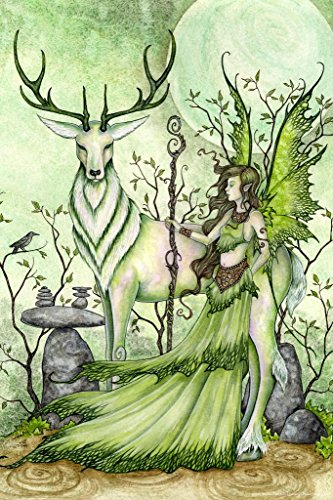 Guardian by Amy Brown Art Print Poster 24x36 inch