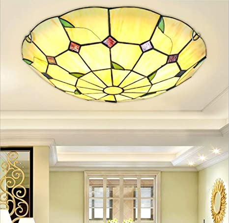 Review HAGDS Tiffany Style Ceiling