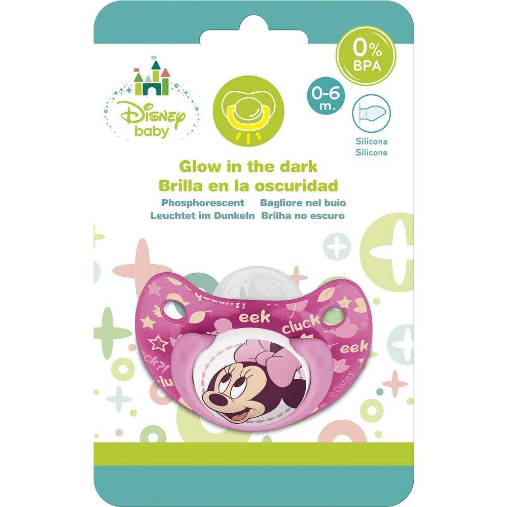 Elemed 39909–sucette orthopédique pour bébé Disney
