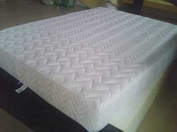 mattress cover with zipper. soft heaven mattress cover luxury bamboo cotton quilted with microfiber polyester all around zipper non skid n