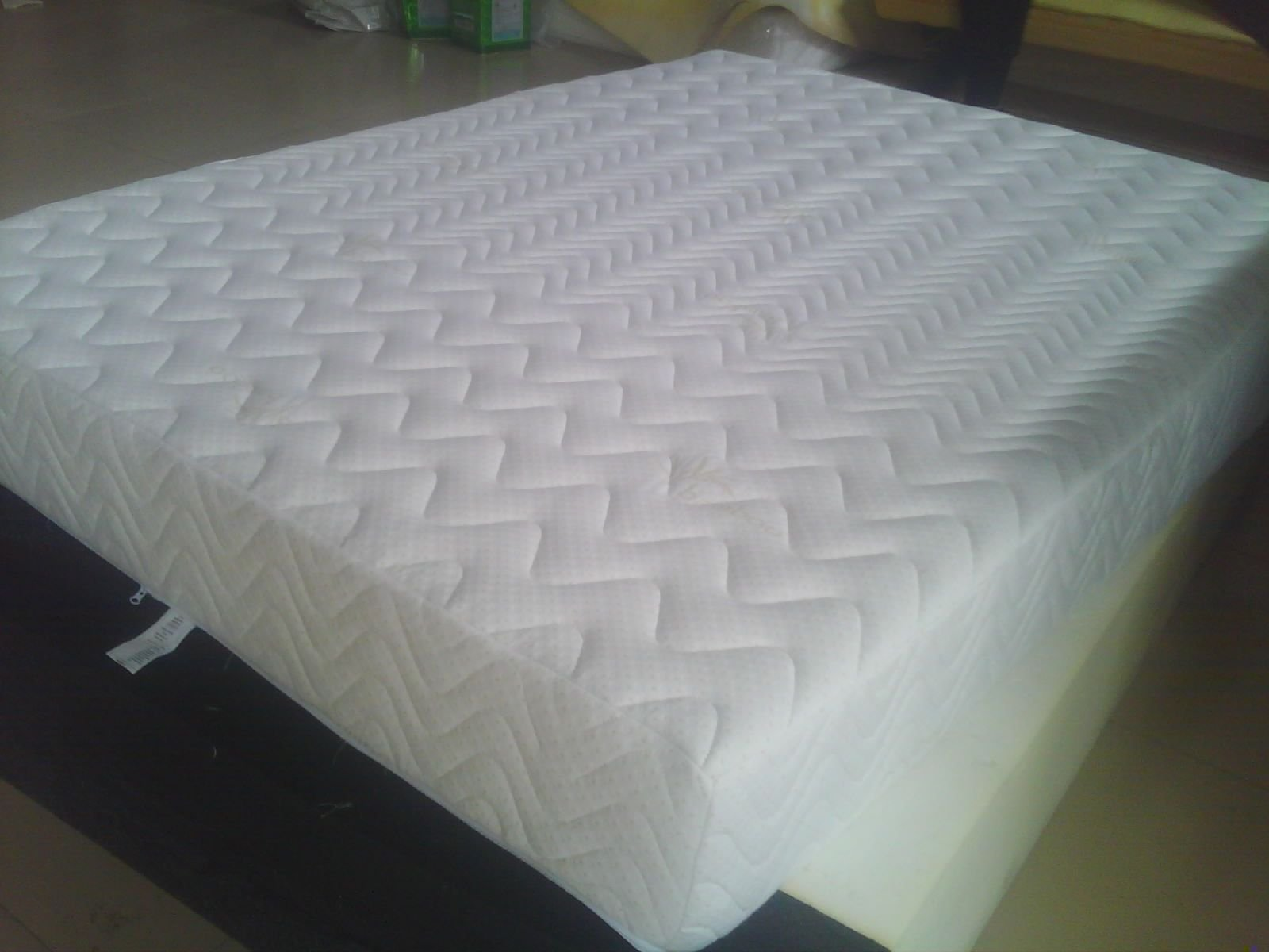 Soft Heaven Mattress Cover Luxury Bamboo Cotton Quilted