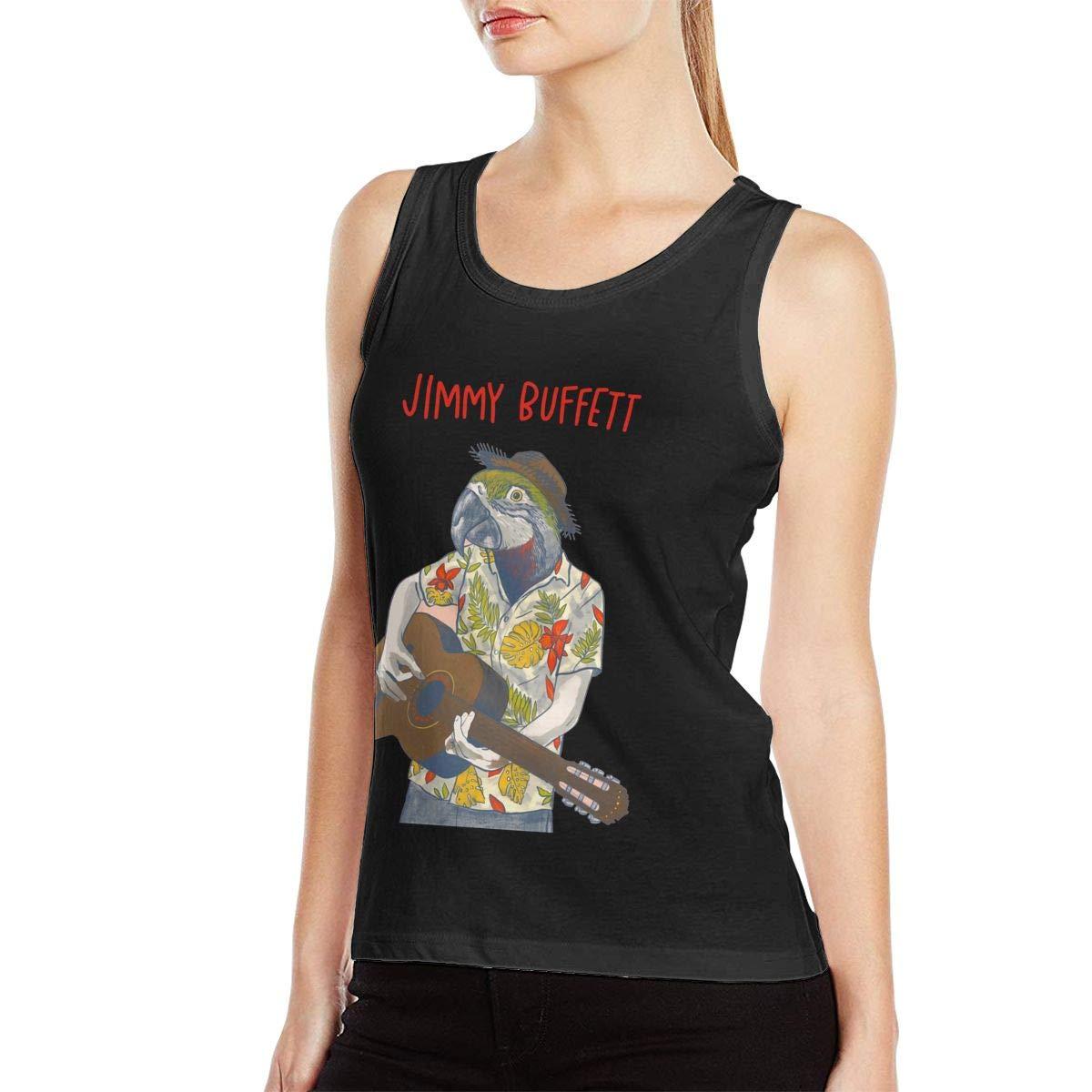 Yoga Tops Activewear Workout Clothes Jimmy Buffett Tank Tops for Women