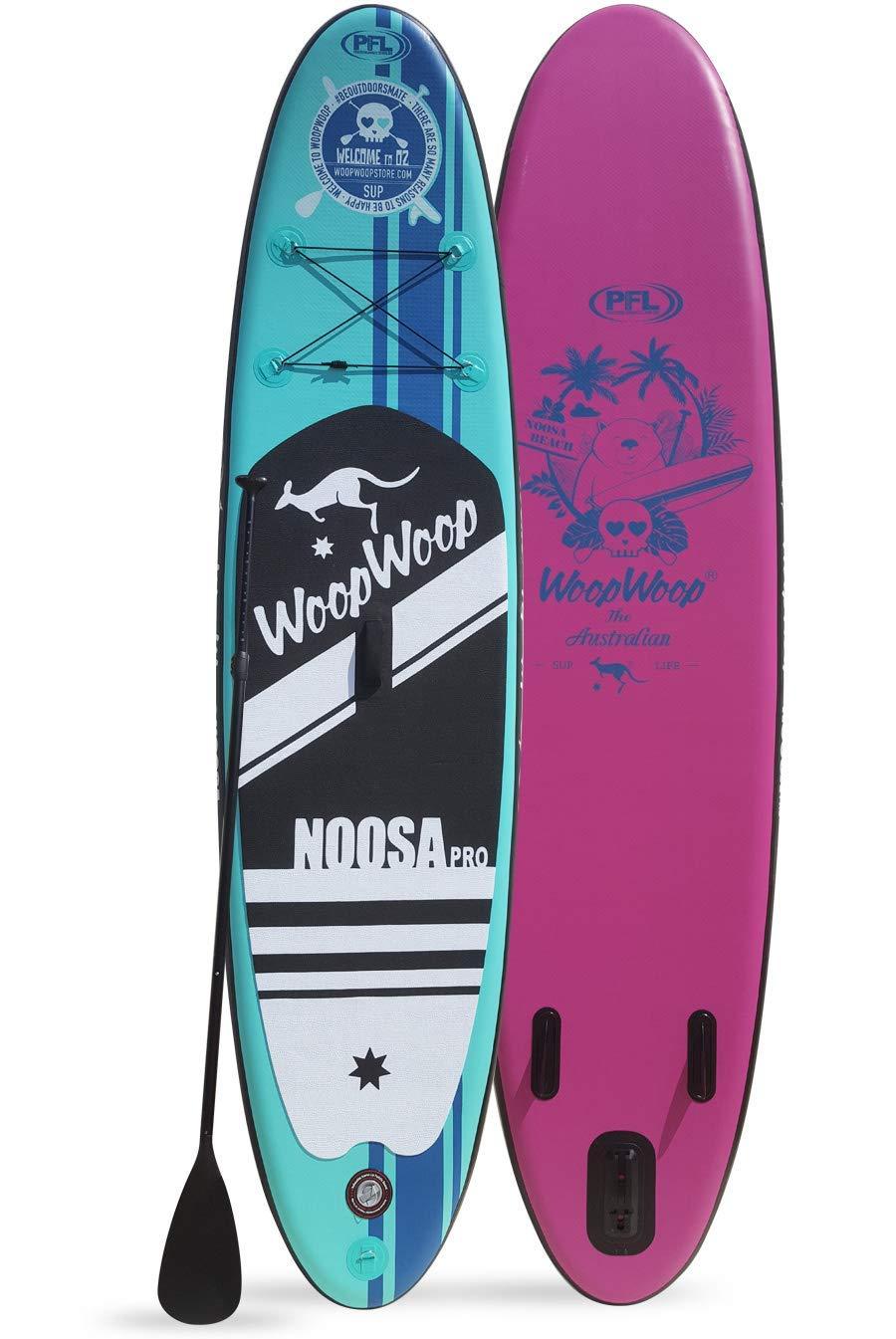Woop Woop Tabla de Paddle Surf Hinchable Noosa Pro SUPRO95 ...