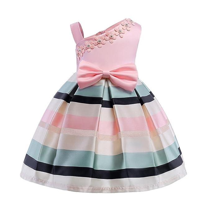 Vestidos Niñas Fiestas Boda, Floral Baby Girl Princess ...