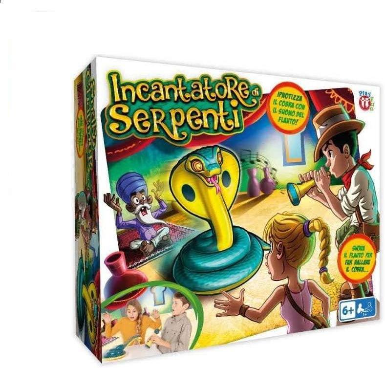 IMC Toys Incantatore di Serpenti, Multicolore, 90040