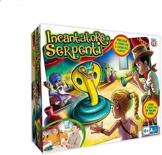 IMC Toys- Incantador de Serpientes, Multicolor, 90040: Amazon.es: Juguetes y juegos
