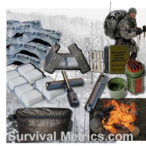 Amazon.com: Tactical & Fire – Kit de partida y hornillo ...