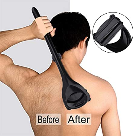 Review Manual Back Hair Removal