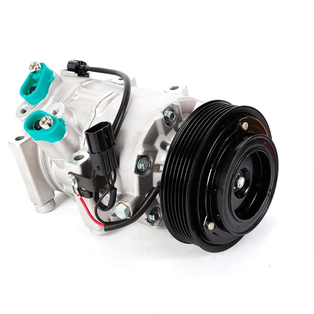 Amazon.com: AC Compressor & A/C Clutch (For Hyundai Tucson & Kia Sportage): Automotive