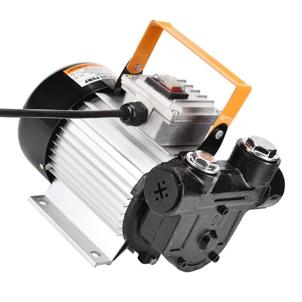 Olio Elettrico Kit Cast Di Autoadescante In Ferro Pompa Acqua E Olio Pompa Estrattore Di Trasferimento Dellolio Automatica ACFD60 220V 550W EU Plug