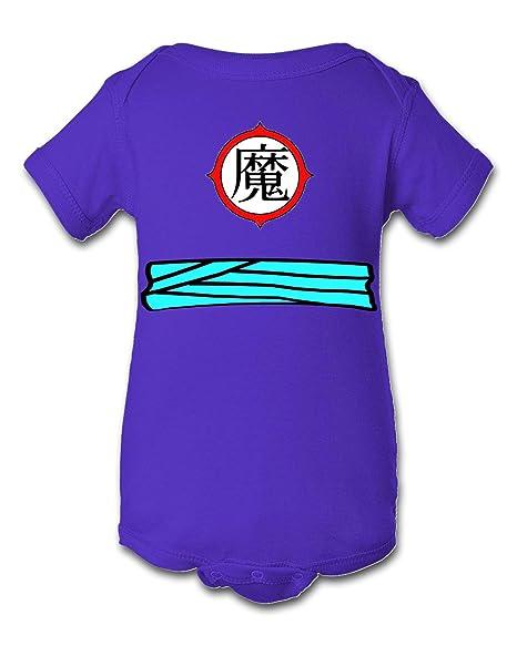 25e499f5 Amazon.com: Tee Tee Monster Baby Boys'Dragon Ball Z Piccolo Inspired Onesie:  Clothing