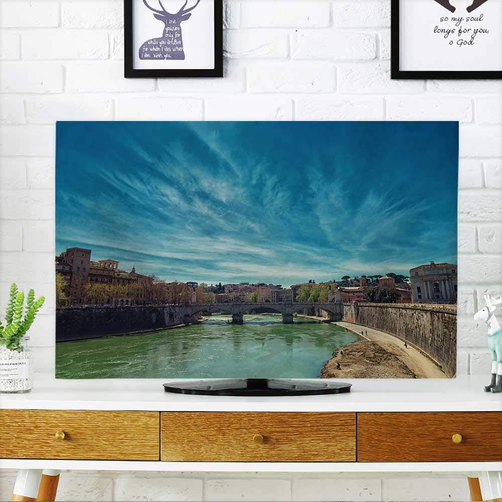 PRUNUS TV dust Cover Grand Canyon Chiangmai,A Famous Travel Place in Chiangmai Thailand TV dust Cover W19 x H30 INCH/TV 32''