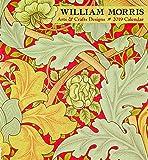 William Morris - Arts & Crafts Designs 2019 Calendar